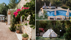 """Yoga Retreat """"Find your Flow"""" 2019 op Ibiza @ Can Olivo"""