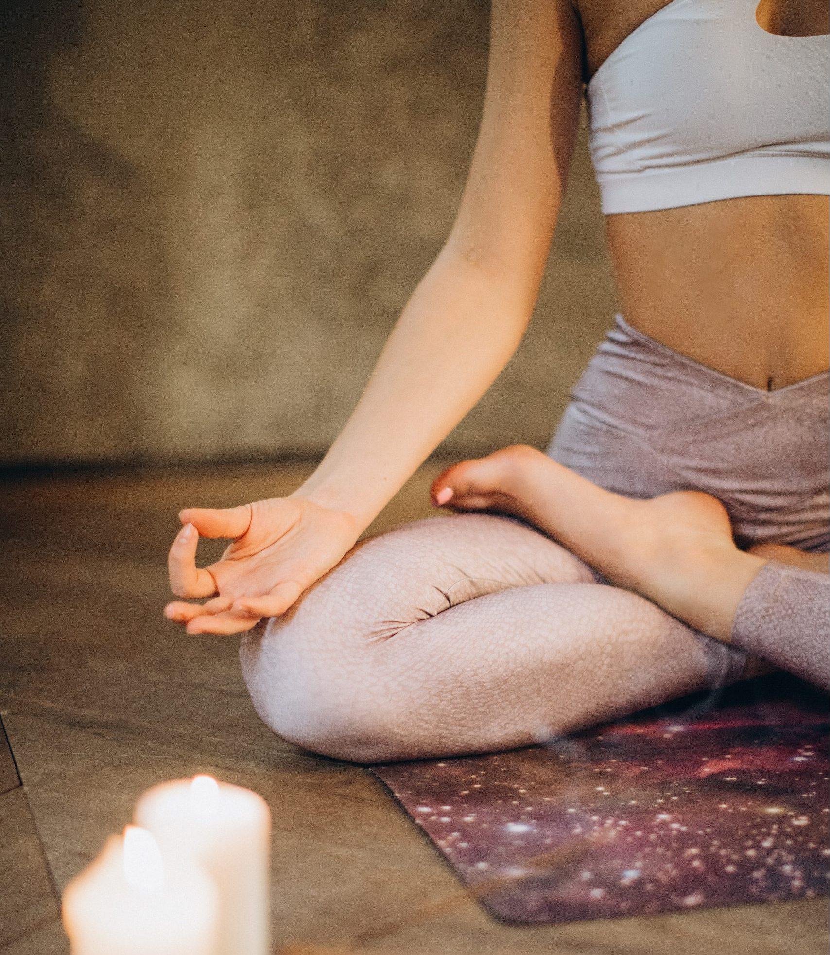 Ervaring Yoga Joke